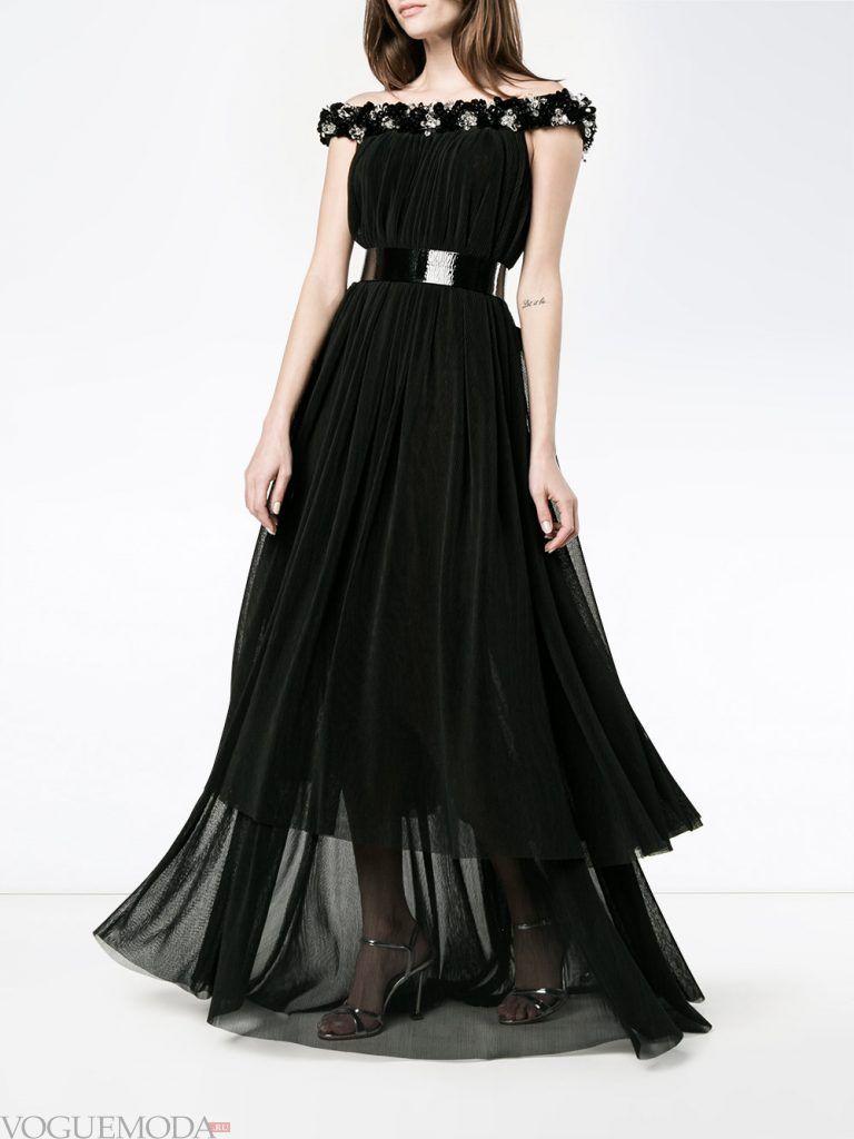 длинное выпускное платье легкое с поясом
