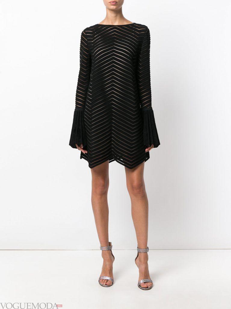 короткое выпускное асимметричное платье четное