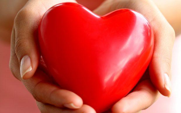 атрибут дня Святого Валентина сердце