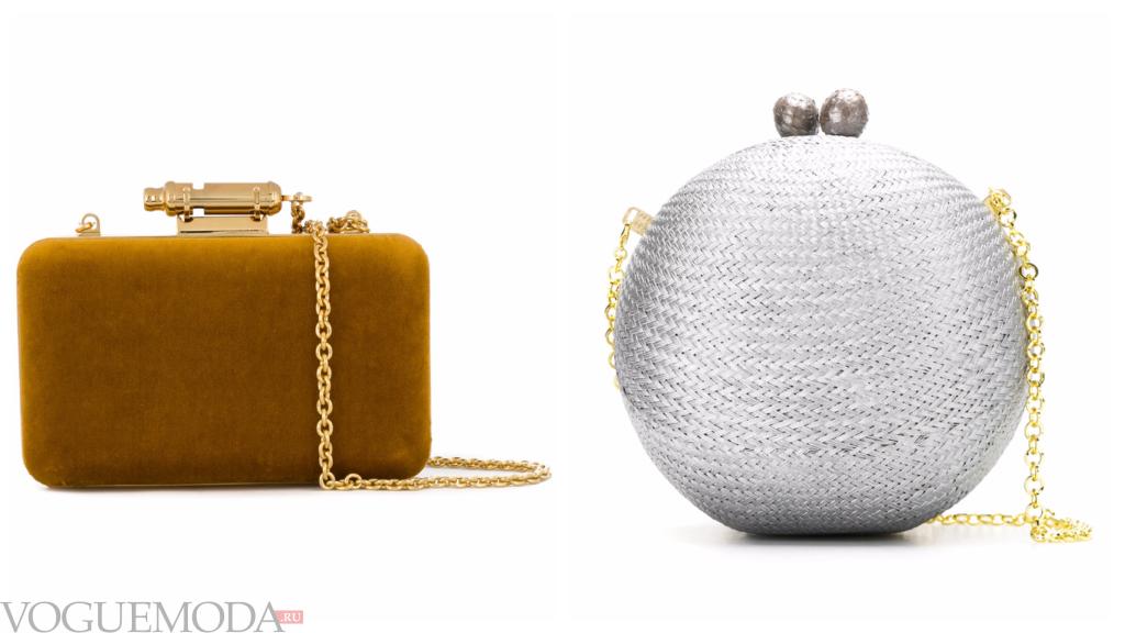 сумочки для новогоднего корпоратива с декором