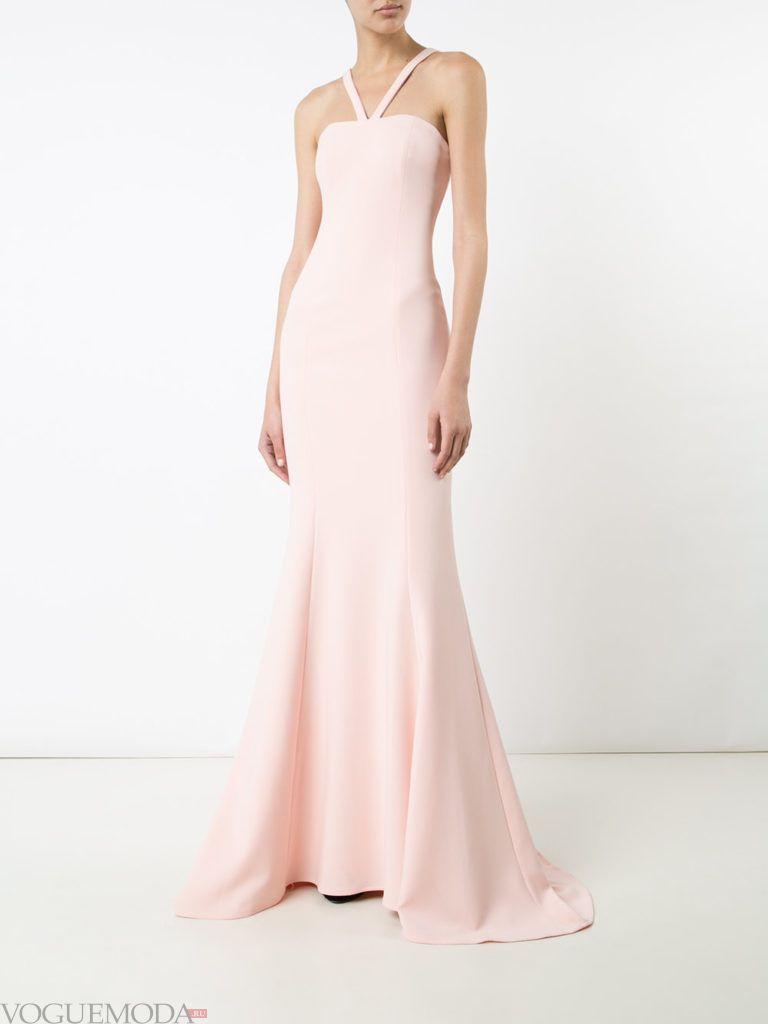 новогоднее платье для корпоратива в ресторане розовое