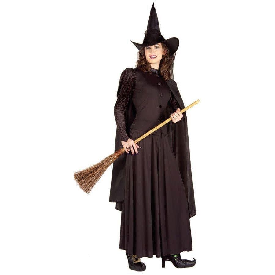 костюм ведьмы на хэллоуин черный