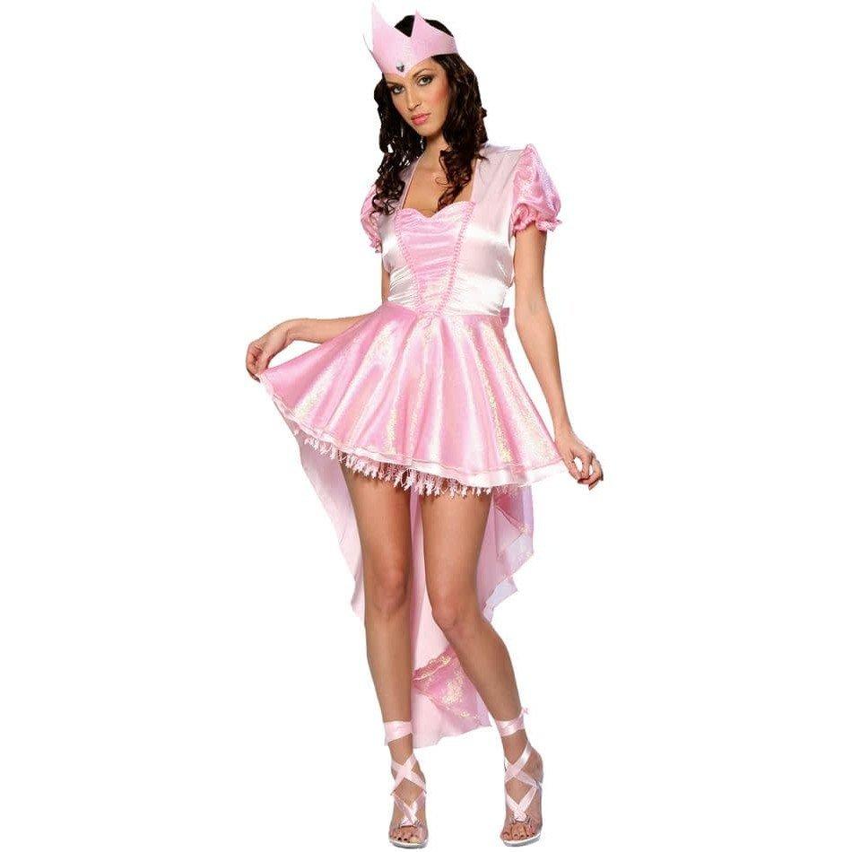 маскарадный костюм на хэллоуин розовый