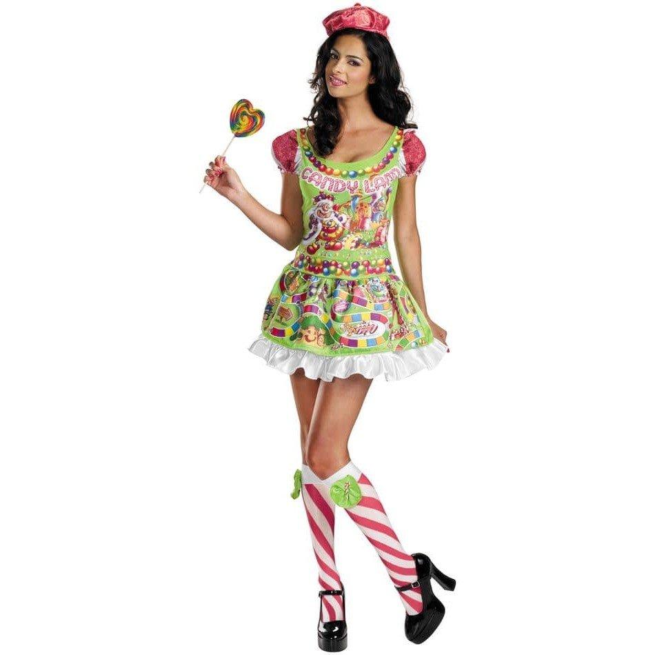 маскарадный костюм на хэллоуин карамелька