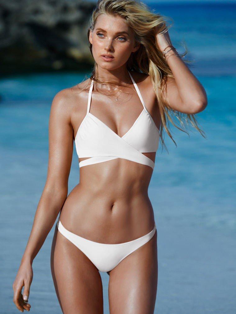 купальник бикини от Victoria's Secret белый