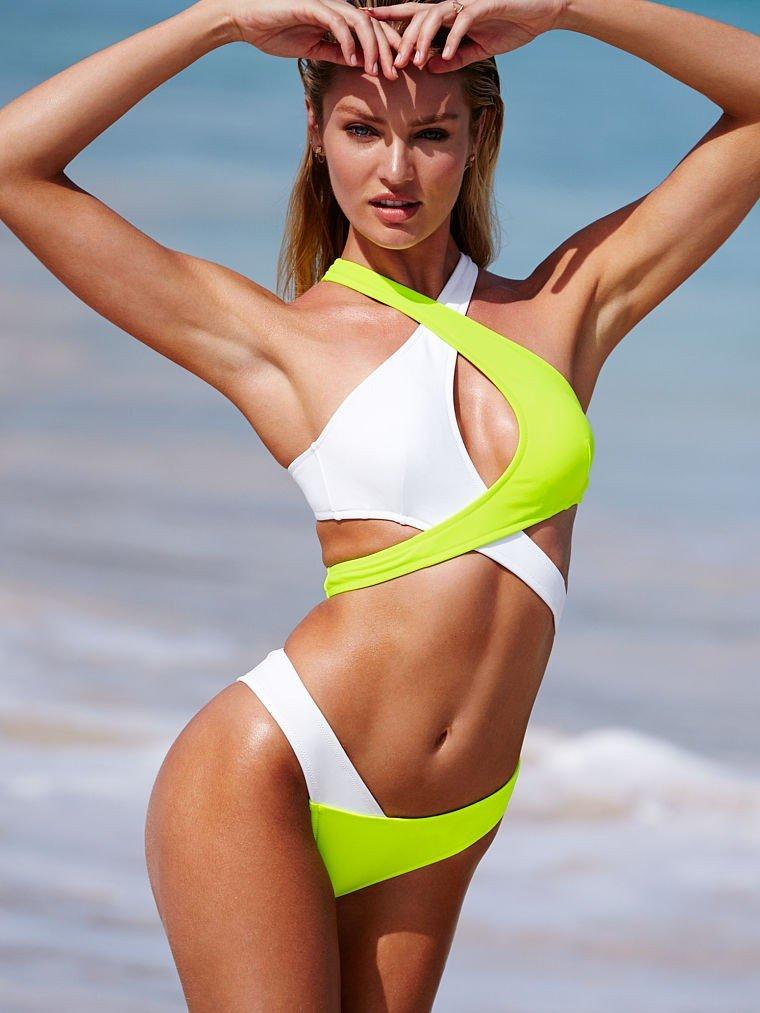 купальник от Victoria's Secret двухцветный