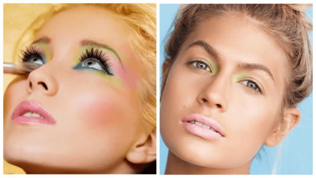 летний макияж модный