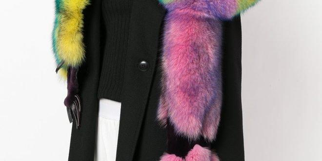 Завораживающие шарфы 2019 2020: модные тенденции, фото