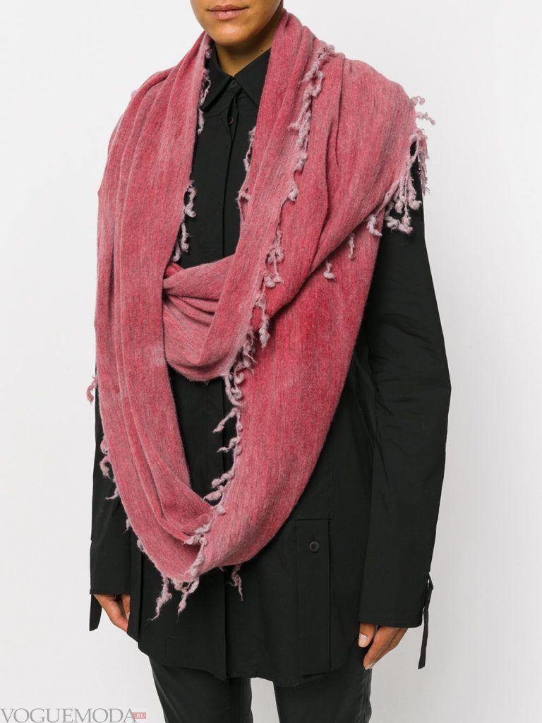 оверсайз розовый