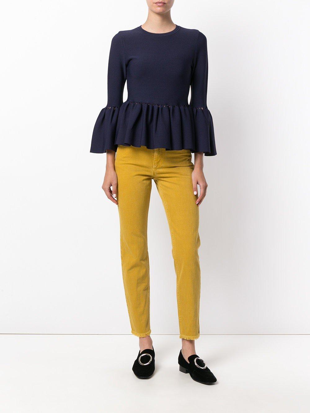 878310e216e Самые модные цвета в одежде осень зима 2019 2020 72 фото