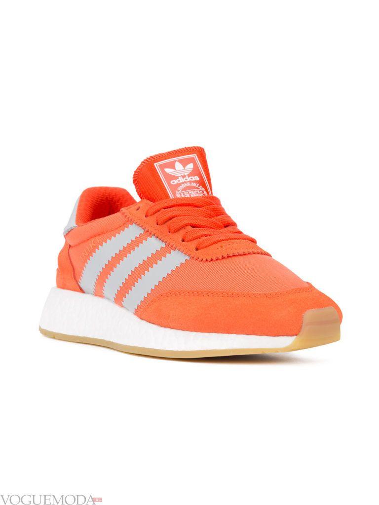 женские кроссовки «Унисекс» оранжевые