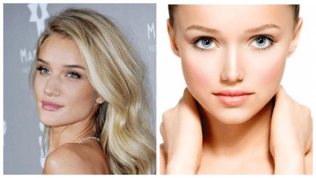 макияж губ прозрачный блеск натуральный