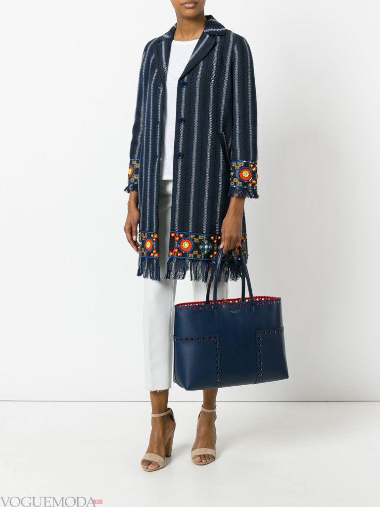 Пальто 2018 года: модные тенденции, фото, новинки