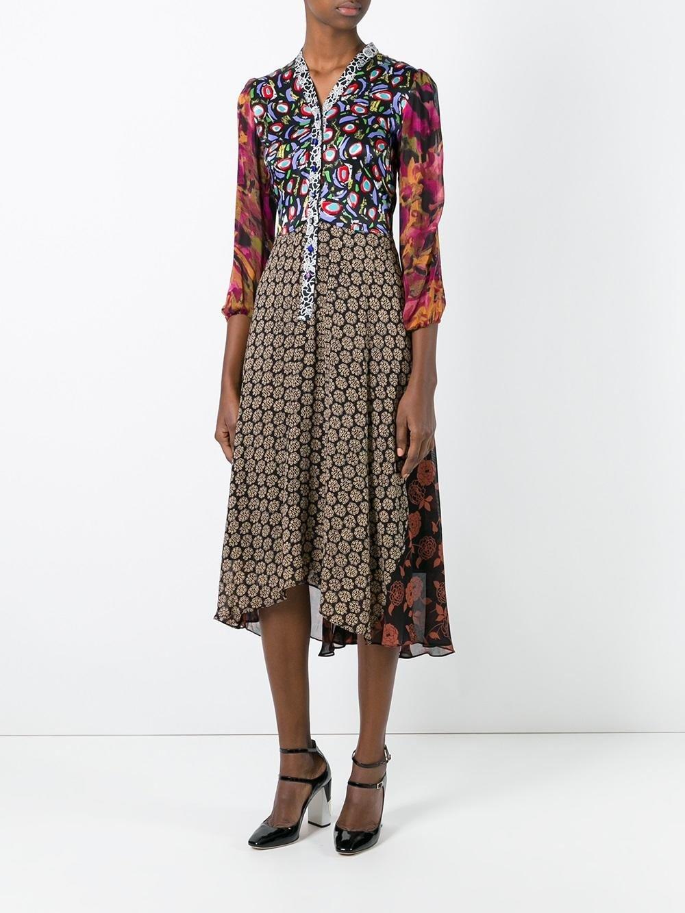 bc99b758d9c Модное платье-рубашка 2018 2019 года  фото