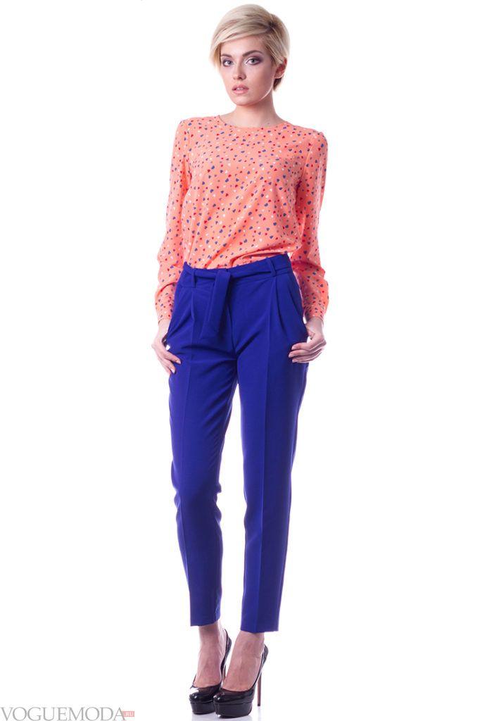 классические брюки модные