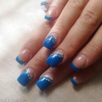 френч синий