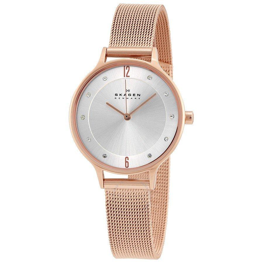 классические женские часы цветные