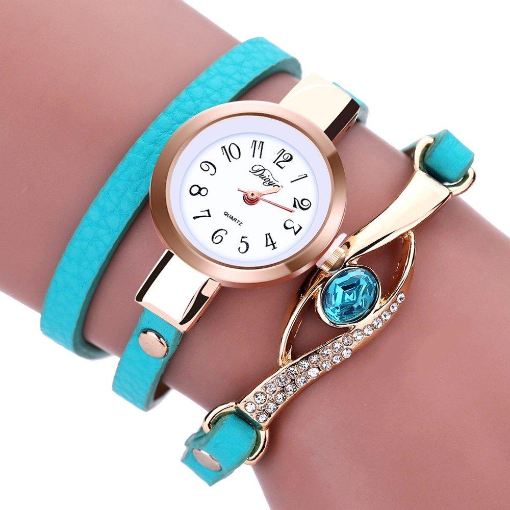 женские часы с длинным ремешком цветные