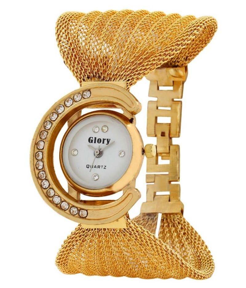 женские часы с модным фигурным ремешком