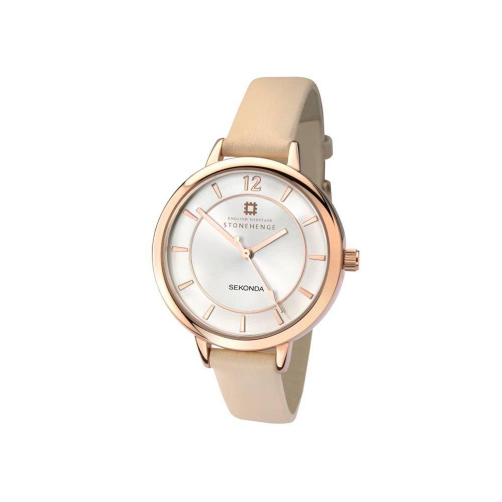 классические женские часы светлые