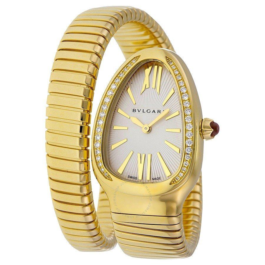 наручные женские часы золотые