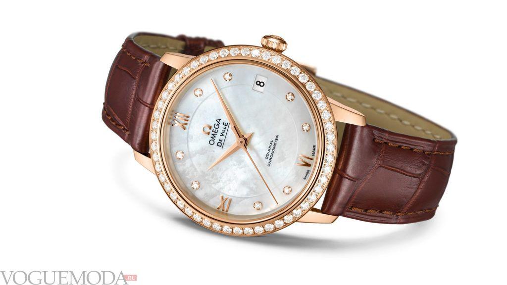 женские модные часы