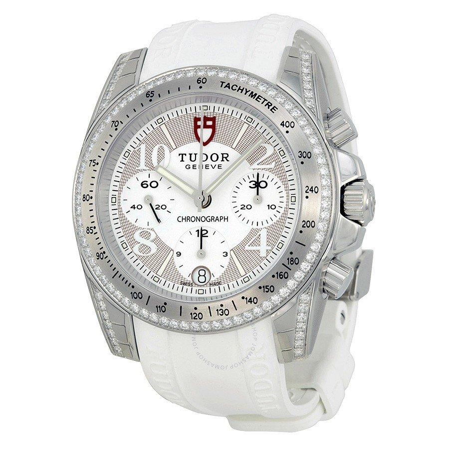 женские белые часы