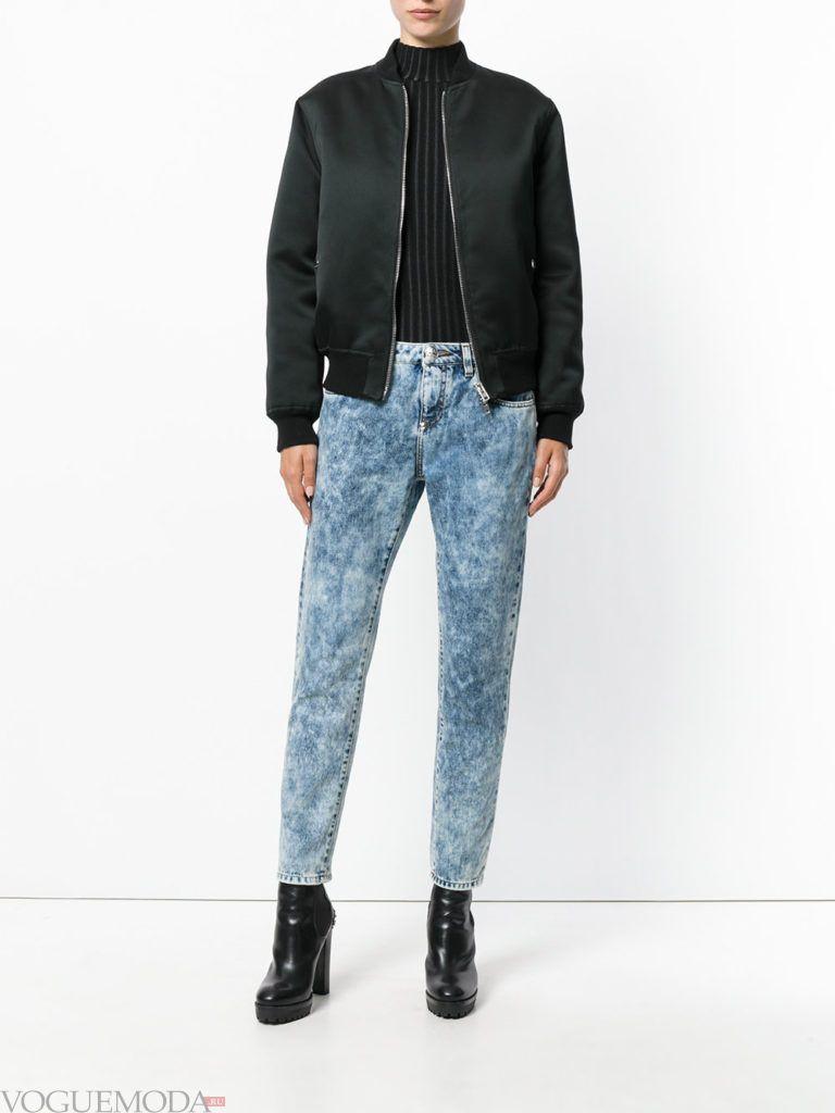 женские джинсы бойфренда светлые