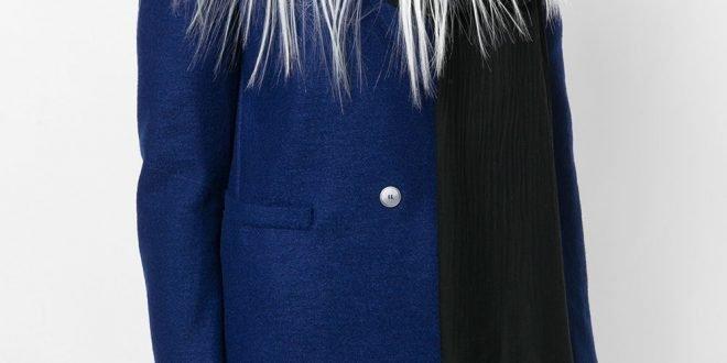 Как красиво завязать шарф (платок) на шее под пальто фото
