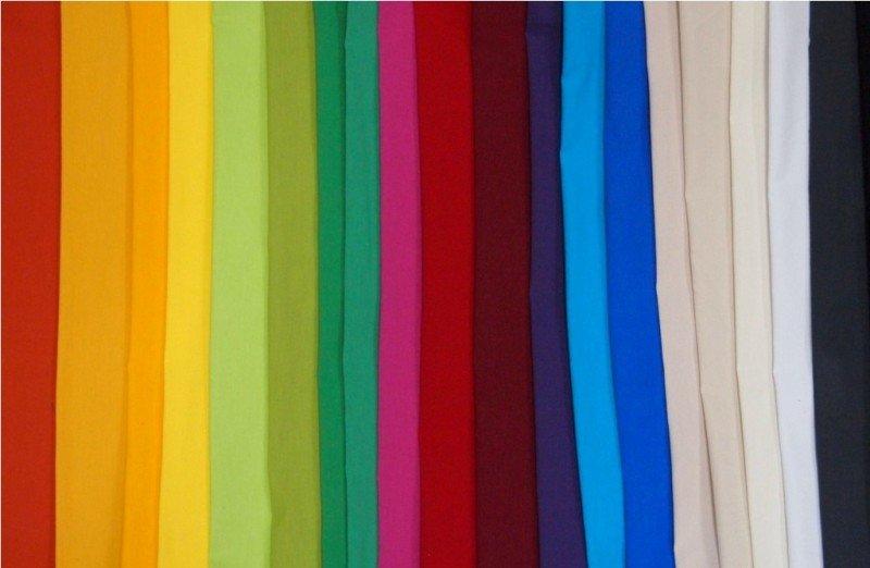 палитра тканей для шарфов
