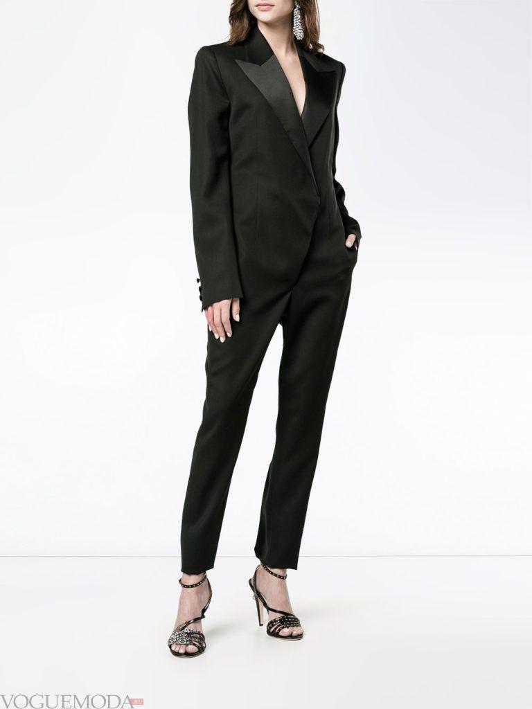 женский комбинезон костюм