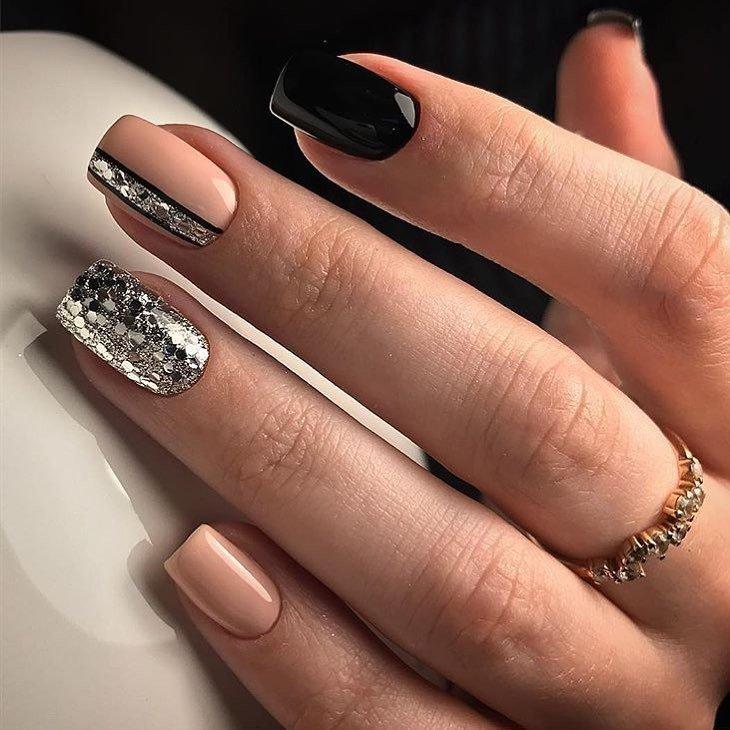 Красивый дизайн ногтей 2018 новинки гель лаком