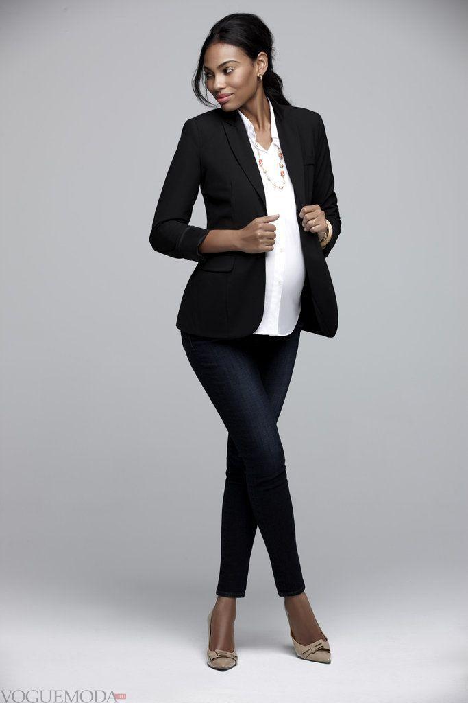 офисная одежда для беременных брюки