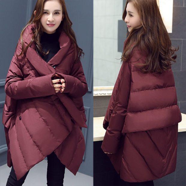бордовая куртка для беременных