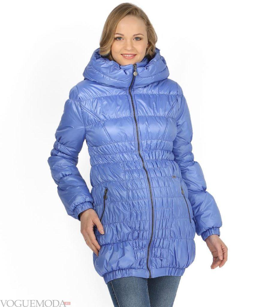 сиеяя куртка для беременных