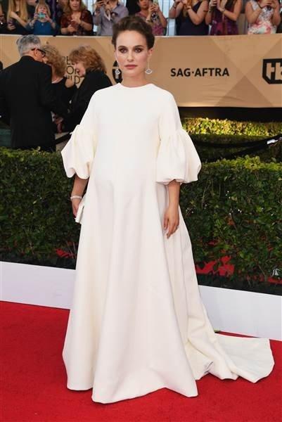 вечернее белое платье для беременных