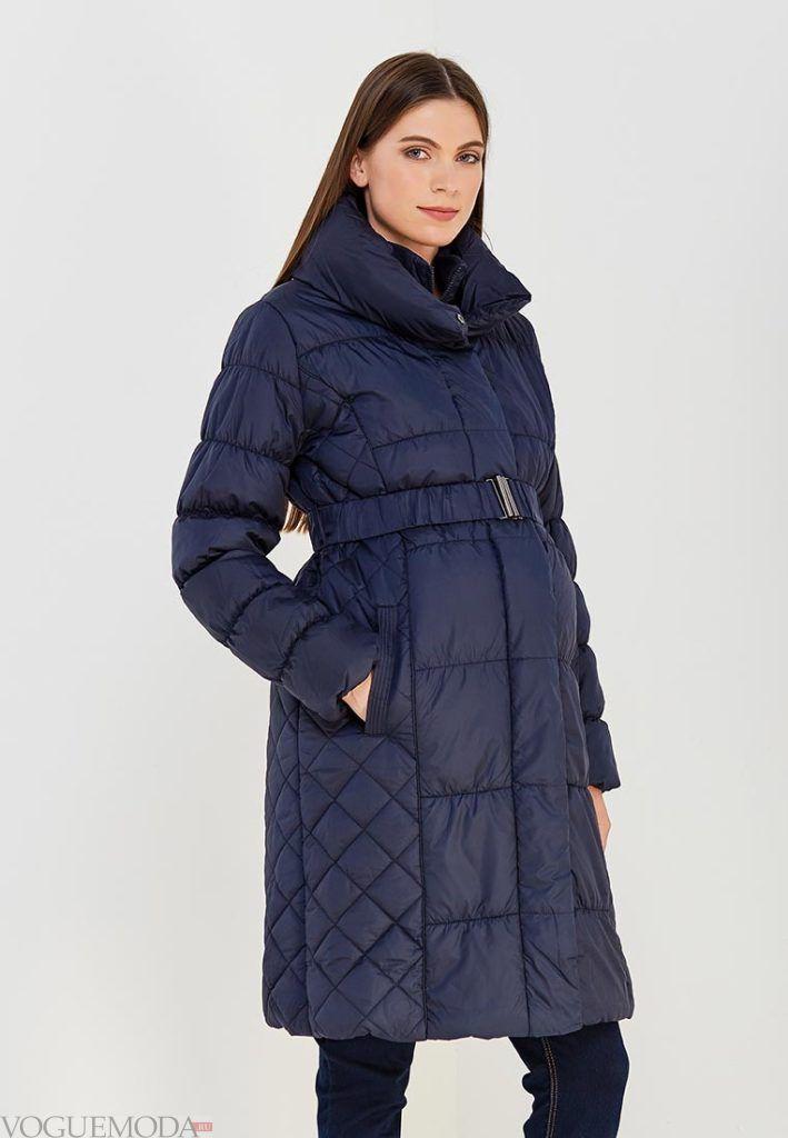 куртка с поясом для беременных