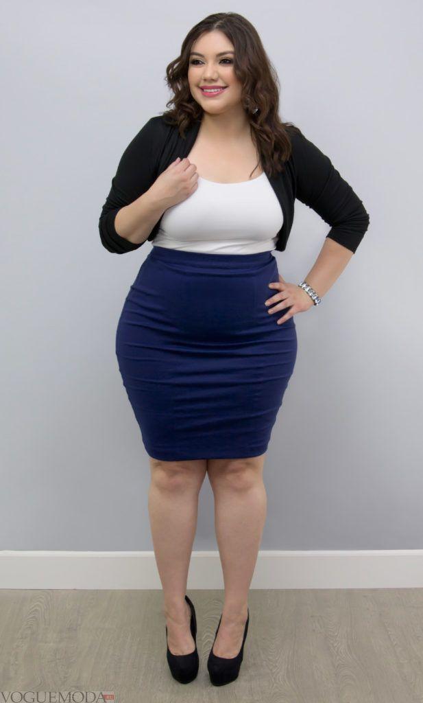 летняя юбка мини облегающая для полных