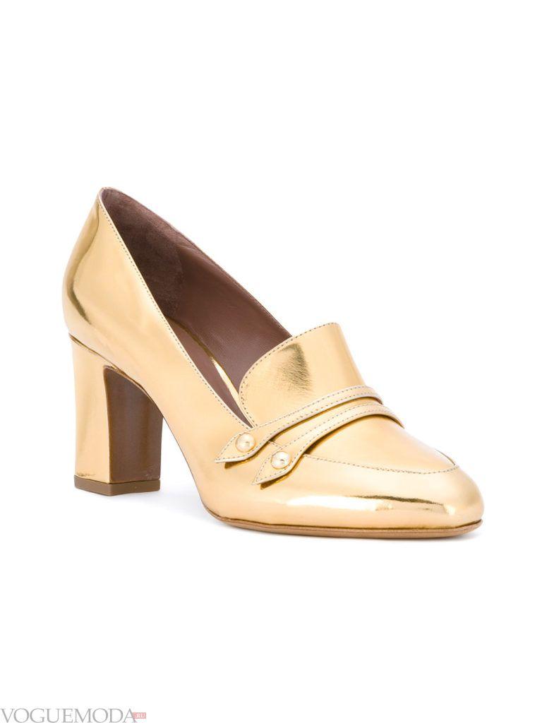 модные туфли в экзотической окраске