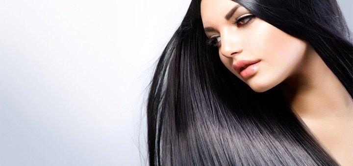 3d окрашивание на длинные волосы черное