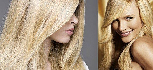 3d окрашивание блонд