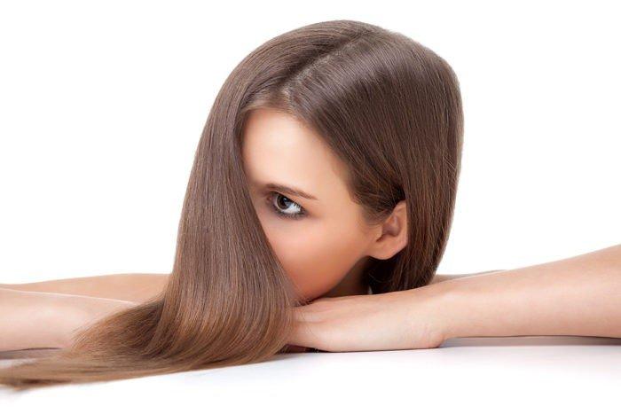 русые волосы
