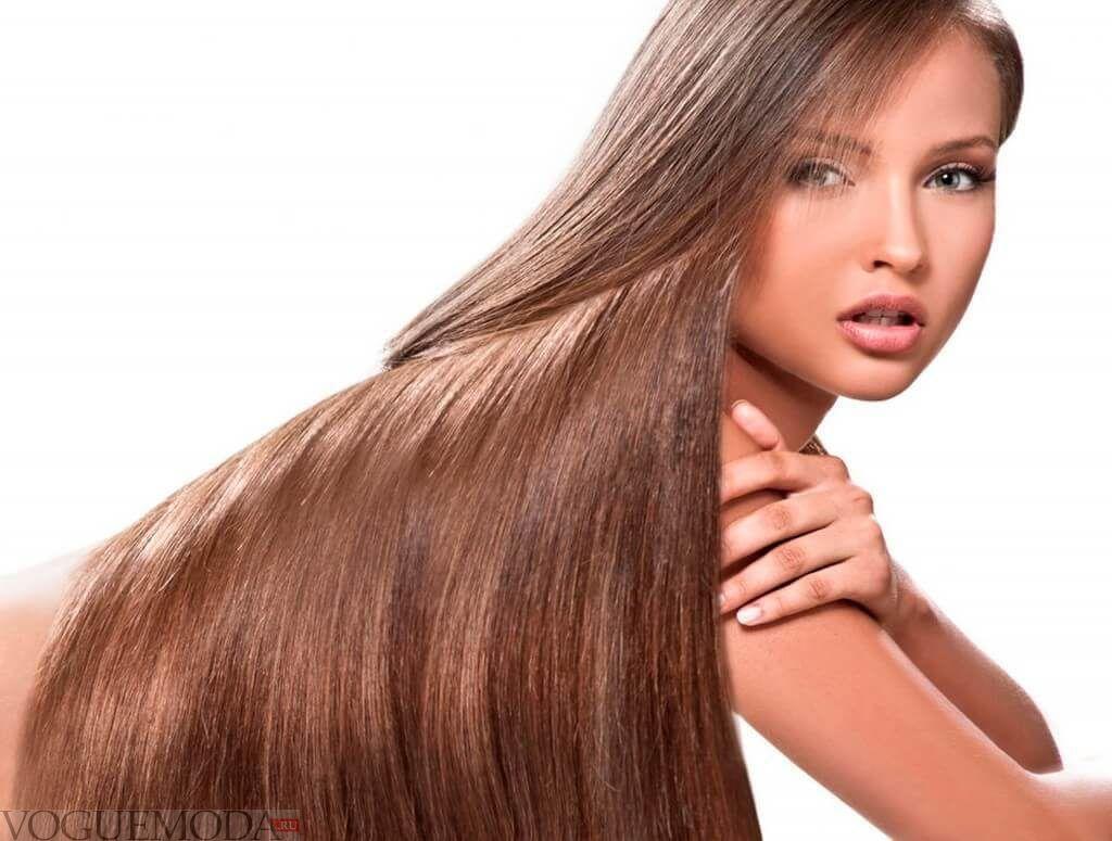 3D окрашивание на длинные волосы