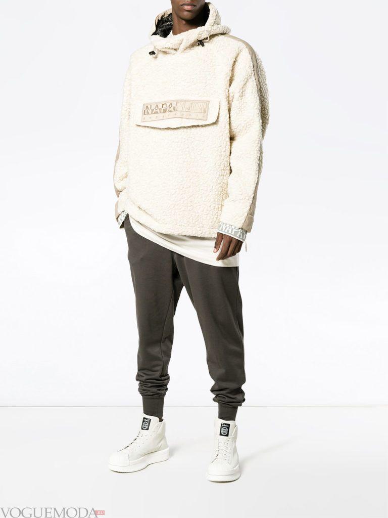 мужская уличная спортивная мода куртка