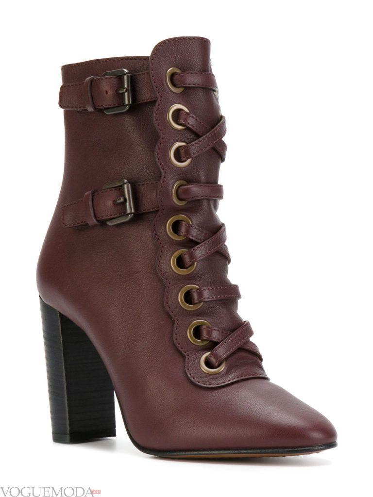 уличные модные ботинки цветные