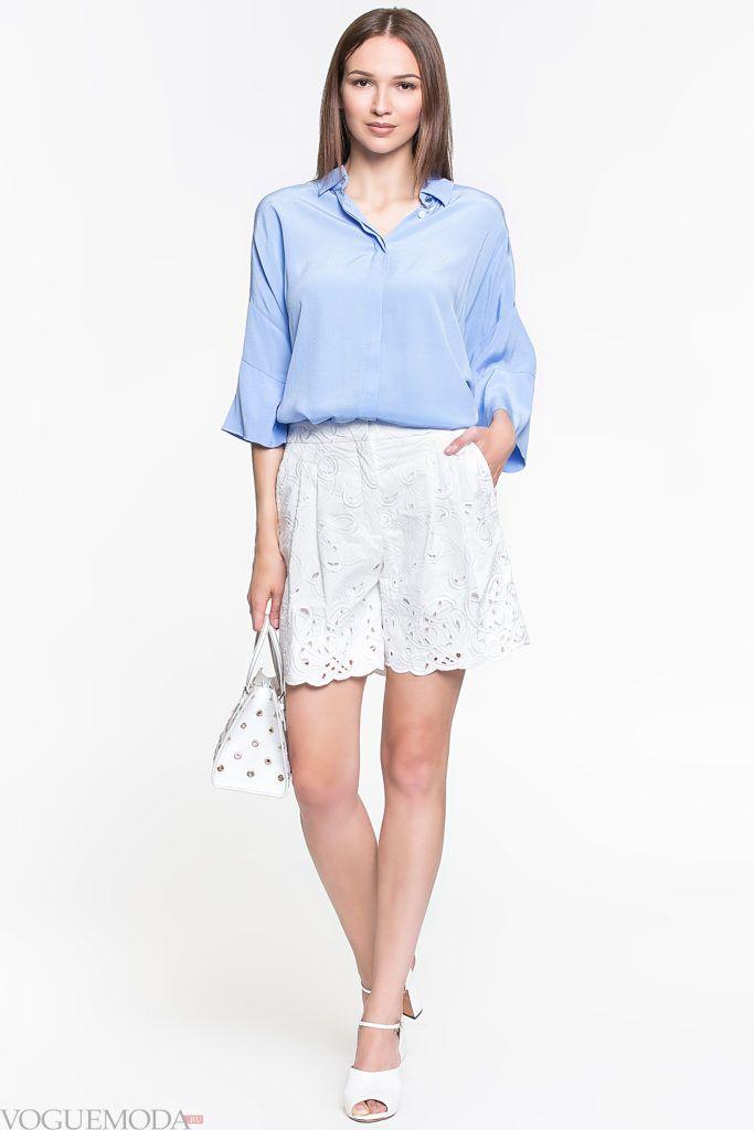 модный уличный лук с рубашкой