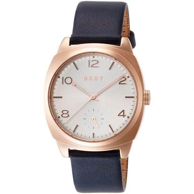 женские часы: классические круглый циферблат золотой