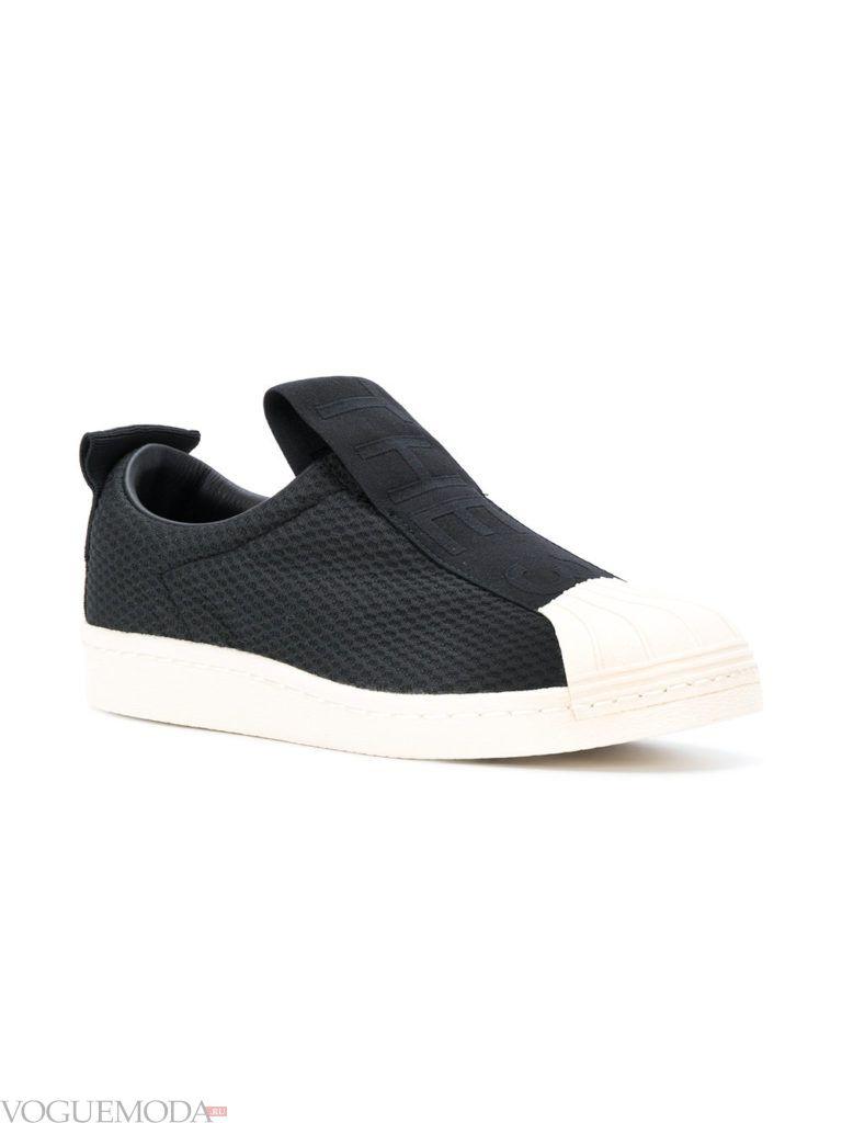 кеды Adidas черные