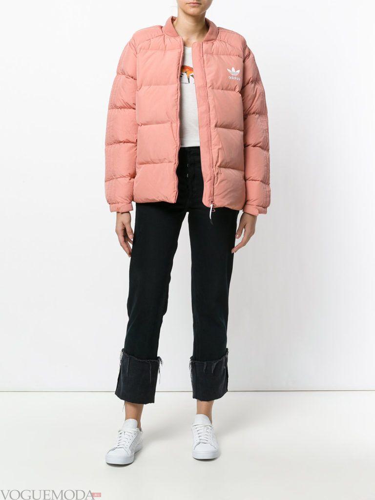 куртка на синтепоне бархатная