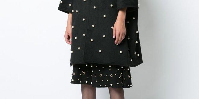 Модные пальто женские осень 2019: фото